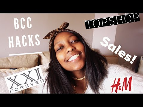 Bramalea City Centre Shopping Hacks // Where to find sales!