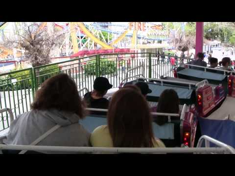 Musik Express On-ride (HD POV) Lagoon Park