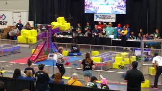 FIRST FRC Power Up Robotics Texas State Championship #2018txsc #f1m2