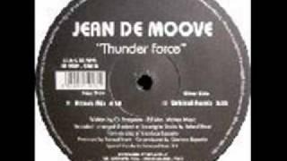 Jean De Moove -- Thunder Force  (Attack Mix)