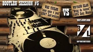 Wax Taylor vs Wu Tang vs Degiheugi vs Chinese Man. (100% vinyl dj set by BLZ)
