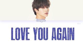 YOOK SUNGJAE  – LOVE YOU AGAIN (SCHOLAR WHO WALKS THE NIGHT) Lyrics (Color Coded/ENG/ROM/HAN)