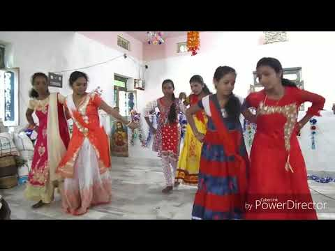 Saura Jesus song.  jirayejisu dance video