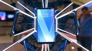 LG V30 Smartphone Review (Nederlands)
