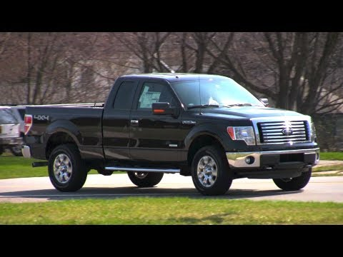 2012 ford f150 xlt review youtube. Black Bedroom Furniture Sets. Home Design Ideas
