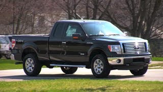 2012 Ford F150 - XLT Review