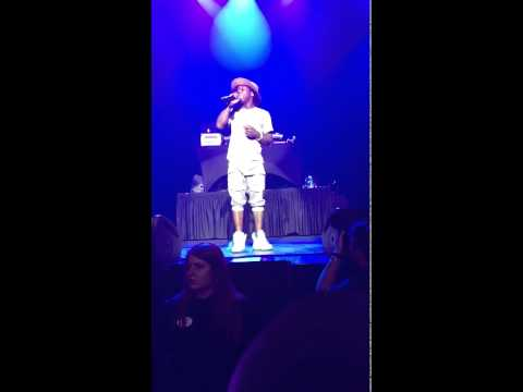 Lil Wayne Sings Glory Acapella - Live