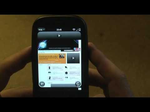 Palm Pre 2 et HP webOS 2.0