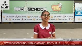 04. Euro TV 2018 | PRANSHI TALATI