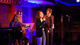 """All I've Ever Known"" from HADESTOWN - Evan J. Parker and Anika Braganza, Live at 54 Below"
