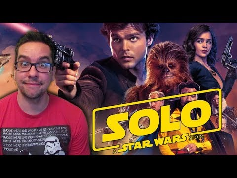 Solo: A Star Wars Story – Film Review