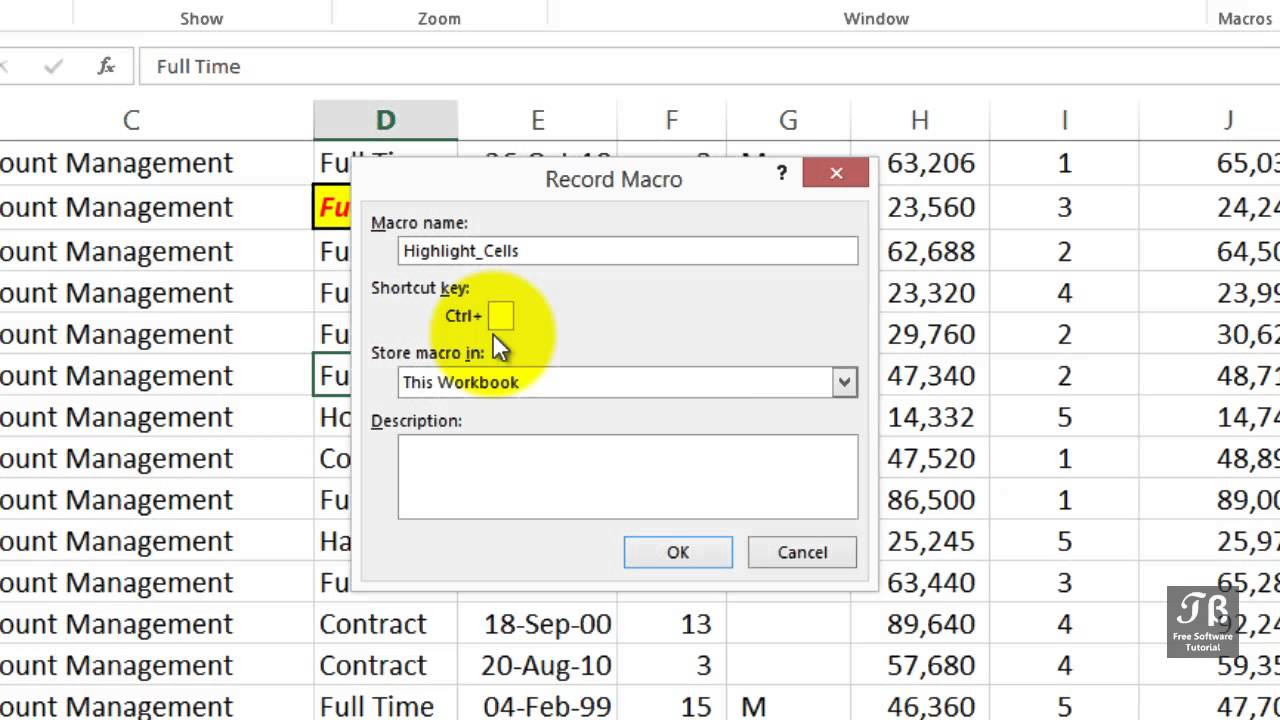 How to Make Your Own Excel Keyboard Shortcuts the Easy Way