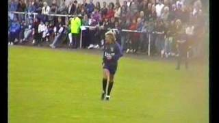 Rod Stewart Pollok FC Tribute To Davie Cooper 1994