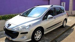 Peugeot 308 SW 1.6HDI 110hp 2009