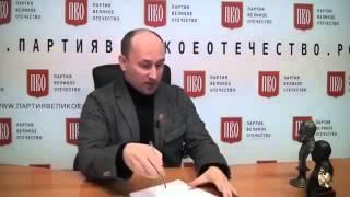 Nicolas Starikov   Pourquoi Poutine ne reconnait pas D/LPR comme états souverains (fr-ang-all)