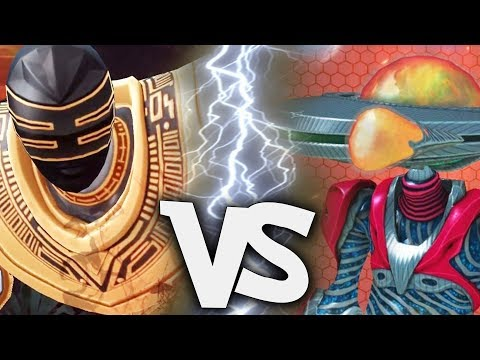Power Rangers: Legacy Wars - Gold Ranger VS Alpha 5!