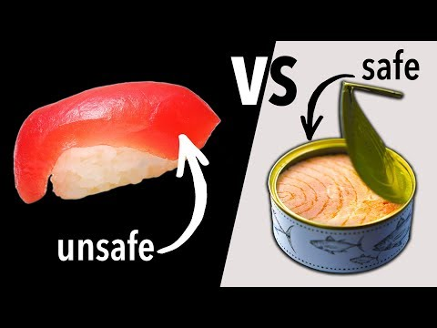 The Truth About Raw Fish