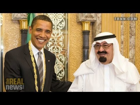 "Hypocrisy Dressed Up as ""Realism"", Justifies American Alliance with Saudi Dictatorship (1/5)"