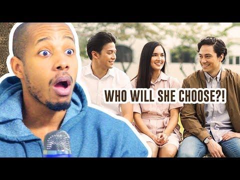 Kwentong Jollibee Valentine Series 2019 Choice REACTION