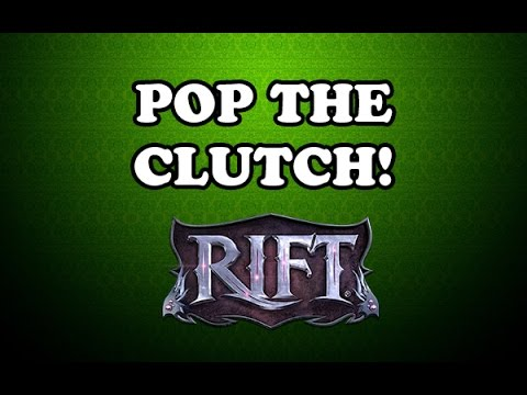 POP THE CLUTCH! [Rift] Sentinel Cleric PvP Gameplay / Commentary