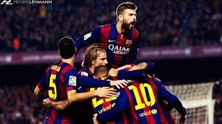 FC Barcelona ● Amazing Skills Show ● 2015