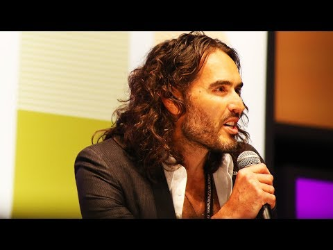 The Alternative MacTaggart: Russell Brand