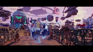 Welcome To Big Market Valerian And The City Of A Thousand Planets 2017 English