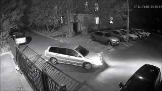 Уличная ip камера 2Мп, ночная запись(Запись с ip-камеры наружного видеонаблюдения (разрешение 2Мп, FullHD, 1920х1080). Высота установки ~ 4м, расстояние..., 2014-12-02T10:46:53.000Z)