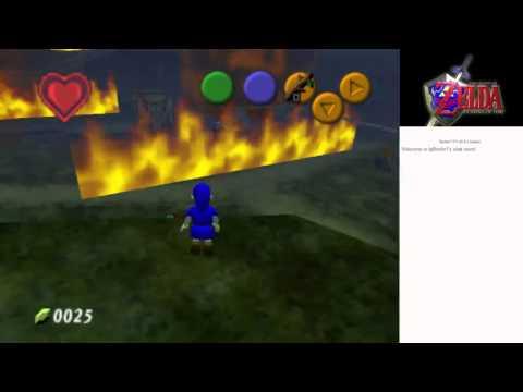Playing Zeldas Eternal Youth Demo