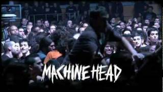 Machine Head UK 2011 Tour Trailer
