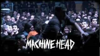 Machine Head UK 2011 Tour Trailer