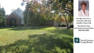 2332 BARRY KNOLL WAY, Fort Wayne, IN Presented by The Stinson Team.