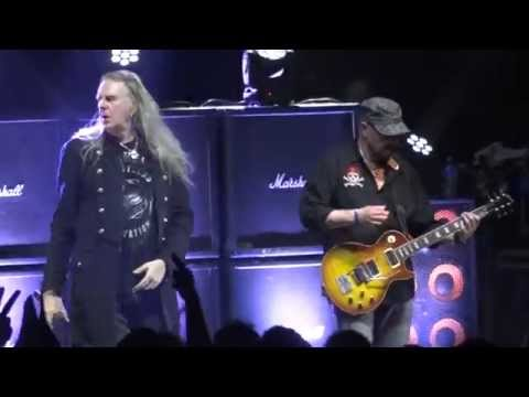 Saxon - Never Surrender - Live - HRH 2015