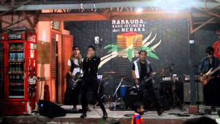 The Rings Band Indonesia -   Come On Come In, Slither medley
