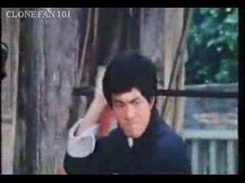 Fist Of Fury 2: Nunchaku Scene