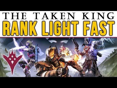 how to get past 265 light destiny 2
