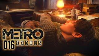 METRO EXODUS ☢️ 016: Eine Zugfahrt, die ist lustig II