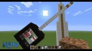 Minecraft: How to Make a Sledgehammer Ride with Ugocraft