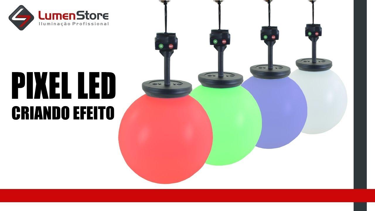Criando Efeitos Para PIXEL LED - Lumen Store