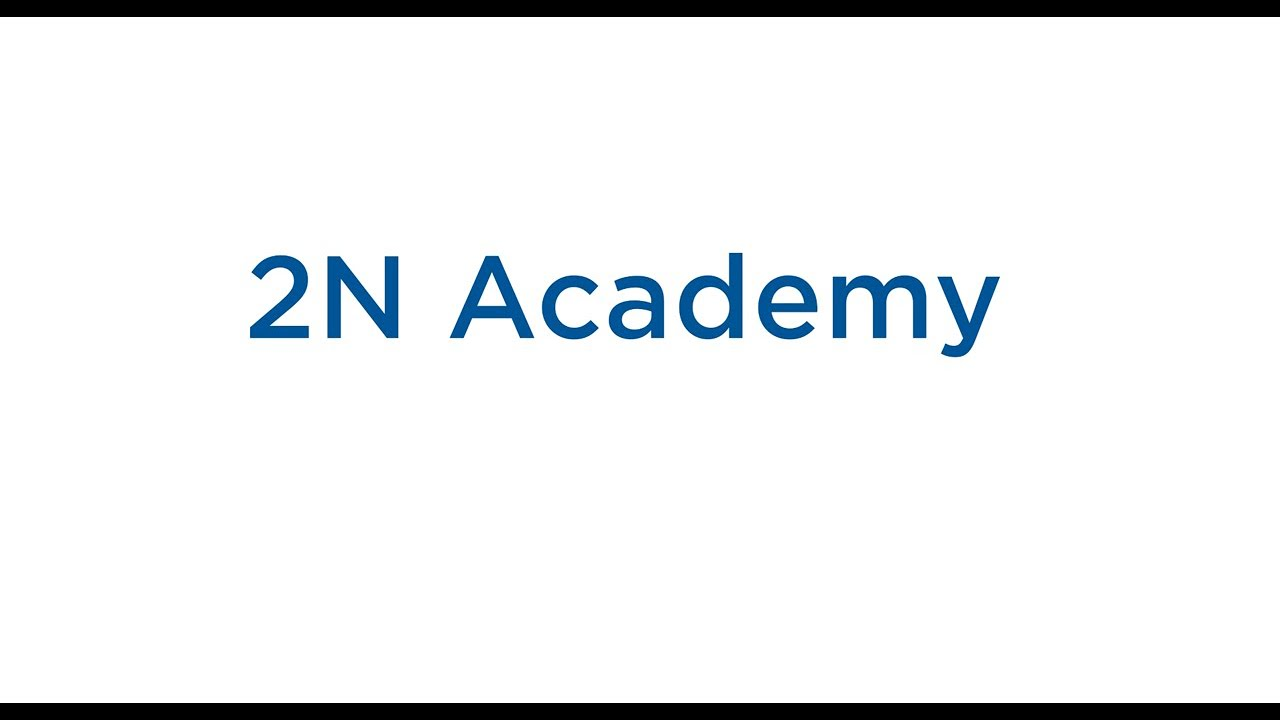 2N Academy – Do it yourself! (E-learning courses)