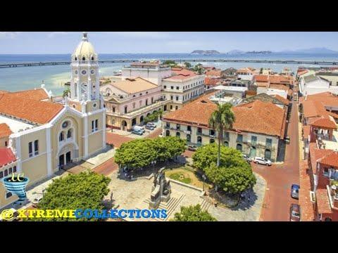 Casco Viejo in Panama City, Panama