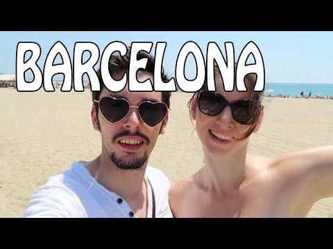 BARCELONA - Bikini babes, fishing fails & fine dining! | EPISODE 9 - Barcelona, Spain 2017