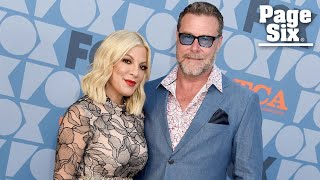 What Dean McDermott has to say on Tori Spelling divorce rumors   Page Six Celebrity News