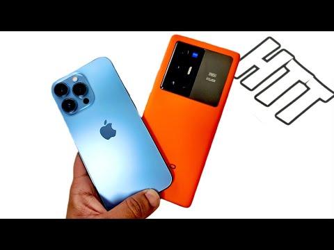 iPhone 13 Pro vs Vivo X70 Pro+ Camera Comparison