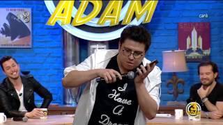 İbrahim Telefonda Seyircinin Babasıyla Konuştu | 3 Adam | Sezon 3 Bölüm 16 | 9 Nisan Cumartesi