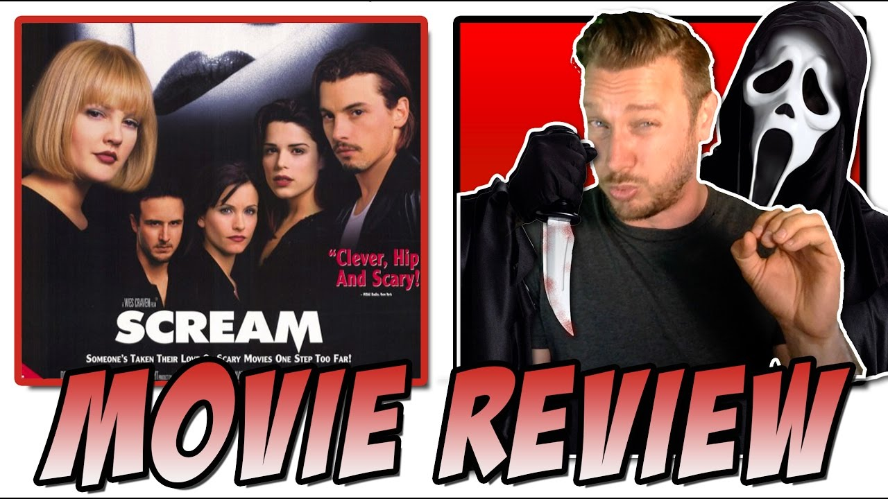 Scream 1996  Retro Movie Review  Best Horror Movie