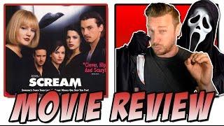 Scream (1996) - Retro Movie Review - Best Horror Movie Ever!