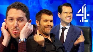 Download Guests FIRE BACK at Jimmy's Insults!! | 8 Out of 10 Cats Does Countdown | Best of Guests Pt.1 Mp3 and Videos
