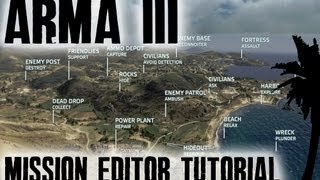Arma 3 Editor Tutorial: Making a basic mission