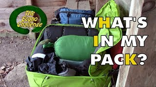Winter Day Hike – What`s In My Pack – Tips and Tricks